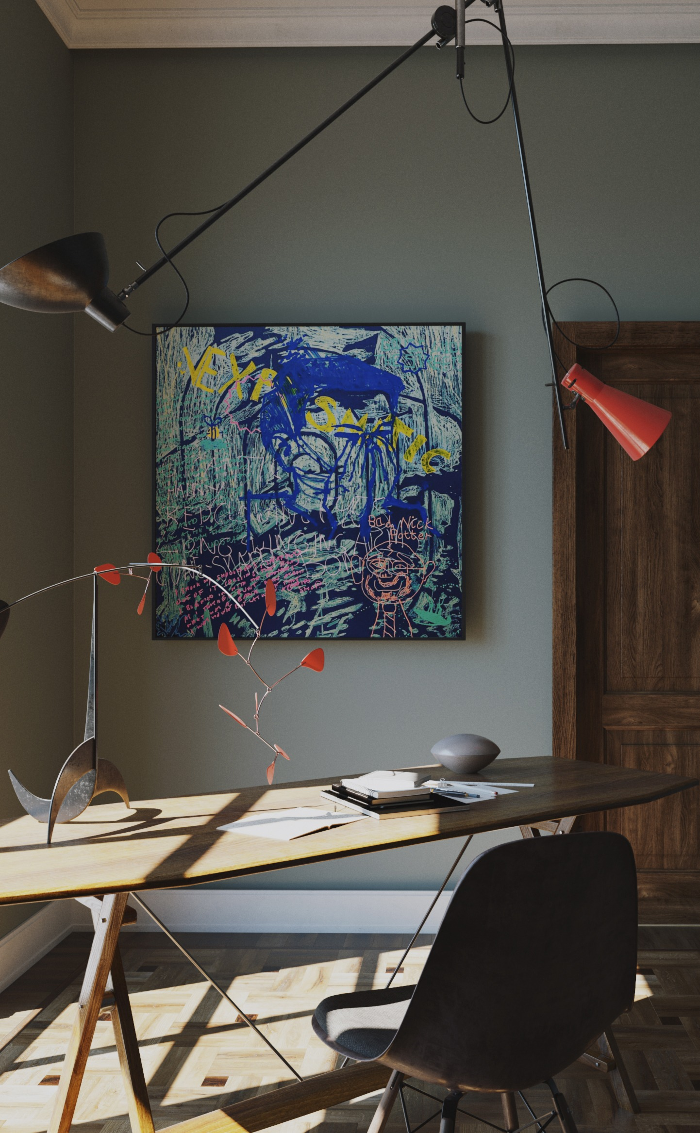 Nicolas-Ruston-Artwork-in-situ-We-really-all-were-very-happy-for-a-while